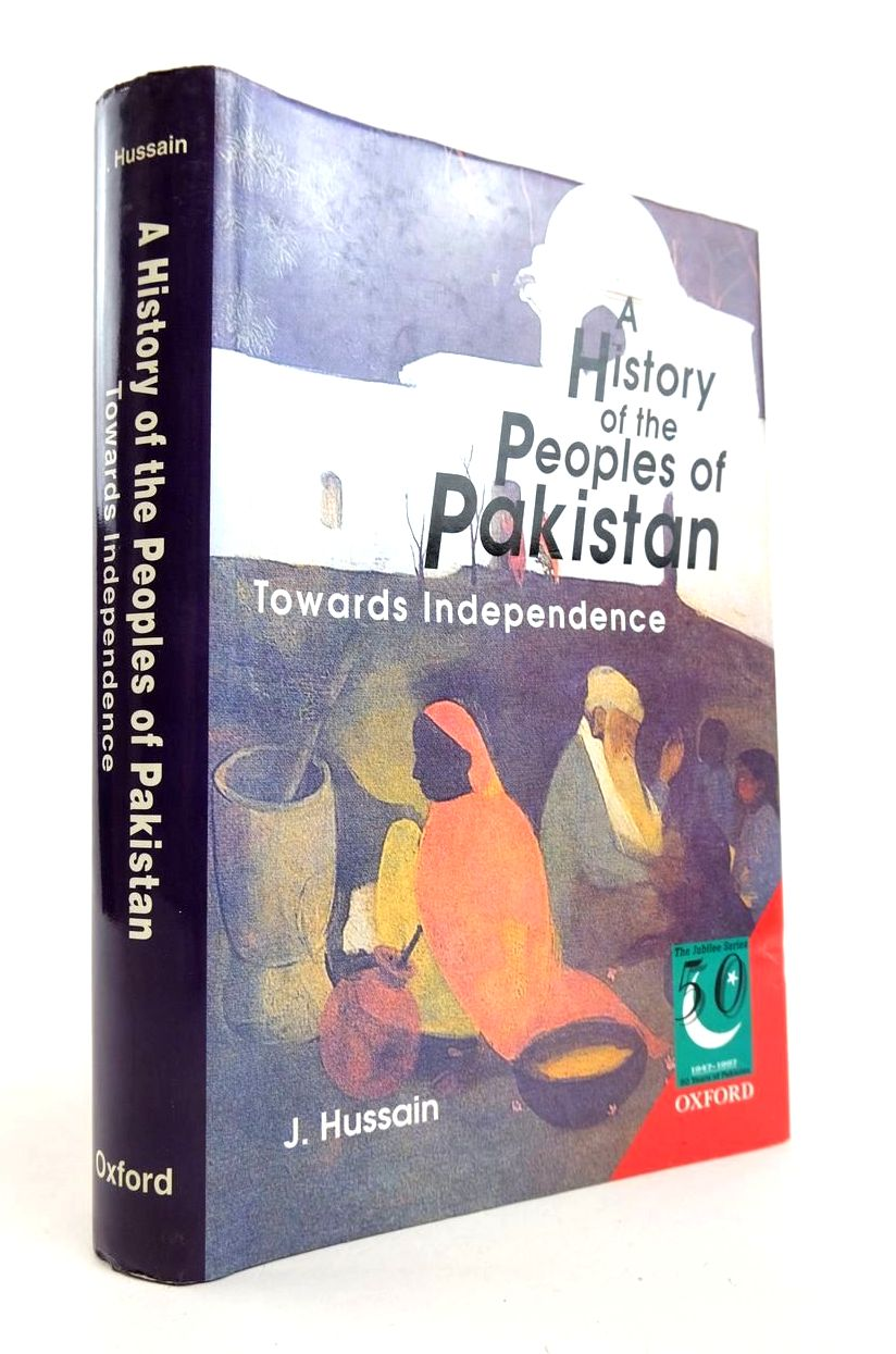 Photo of A HISTORY OF THE PEOPLES OF PAKISTAN TOWARDS INDEPENDENCE- Stock Number: 2132333