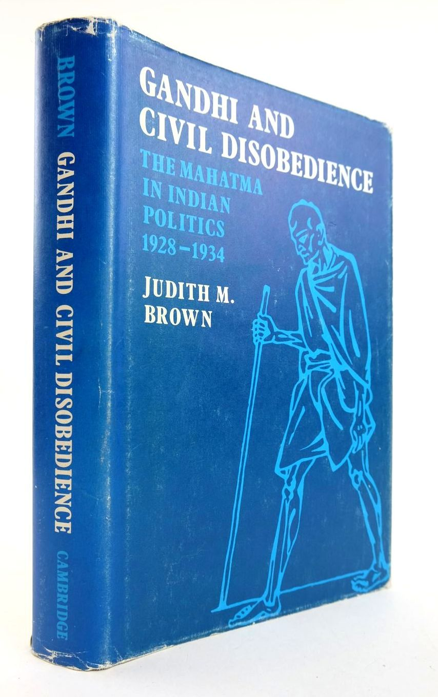 Photo of GANDHI AND CIVIL DISOBEDIENCE- Stock Number: 2132334