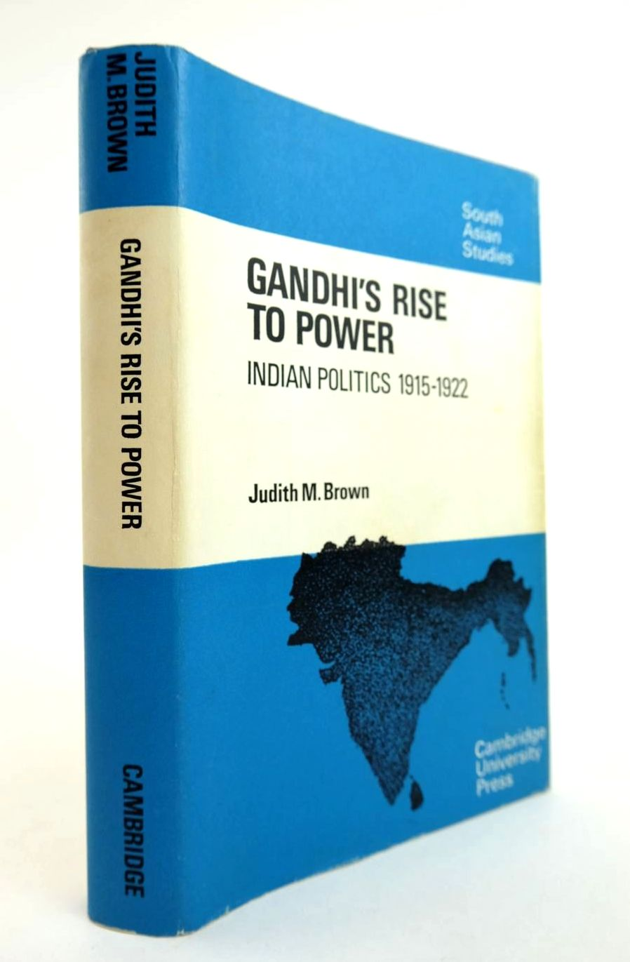 Photo of GANDHI'S RISE TO POWER- Stock Number: 2132340