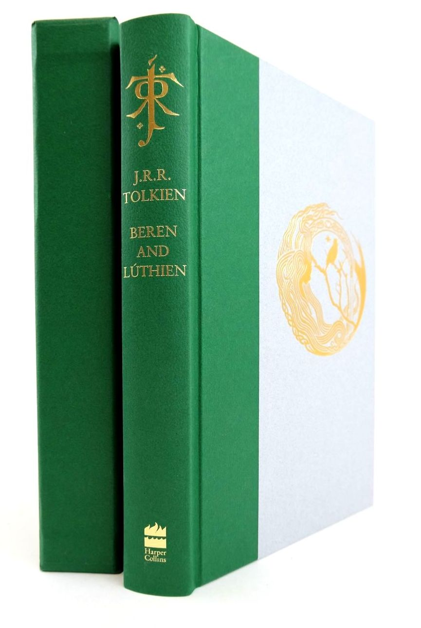 Photo of BEREN AND LUTHIEN written by Tolkien, J.R.R. Tolkien, Christopher illustrated by Lee, Alan published by Harper Collins Publishers Ltd (STOCK CODE: 2132342)  for sale by Stella & Rose's Books