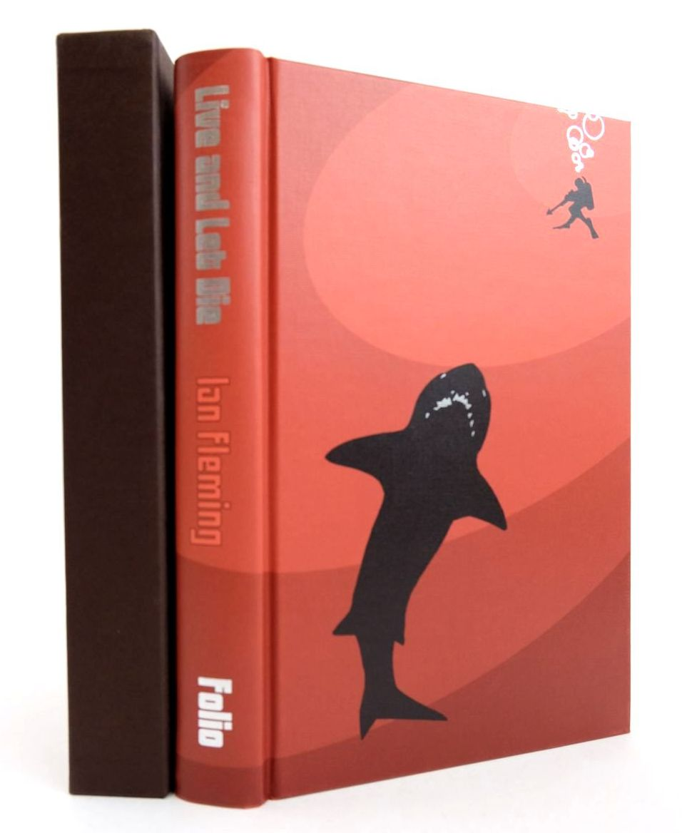 Photo of LIVE AND LET DIE written by Fleming, Ian<br />Follett, Ken illustrated by Hayes, Lyndon published by Folio Society (STOCK CODE: 2132345)  for sale by Stella & Rose's Books