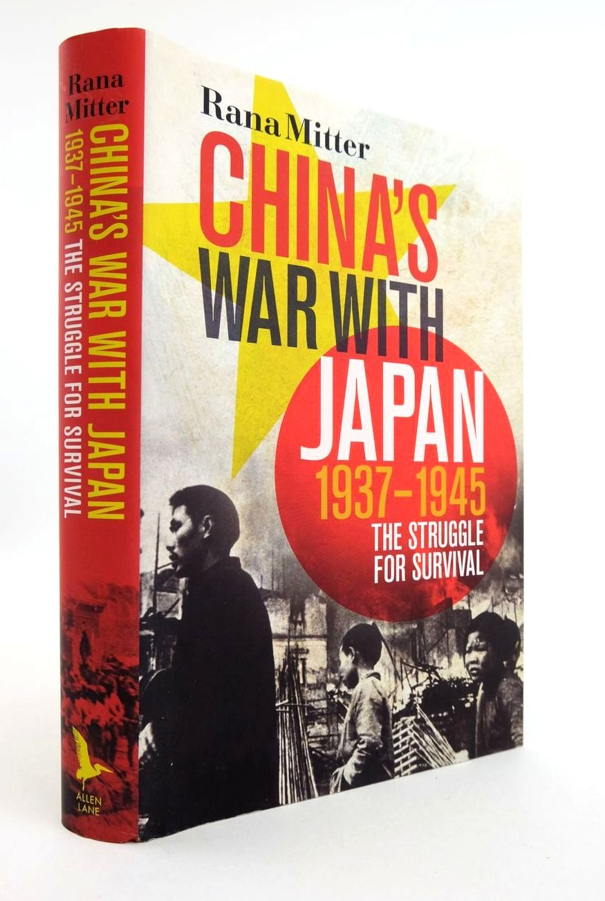 Photo of CHINA'S WAR WITH JAPAN 1937-1945 THE STRUGGLE FOR SURVIVAL- Stock Number: 2132352