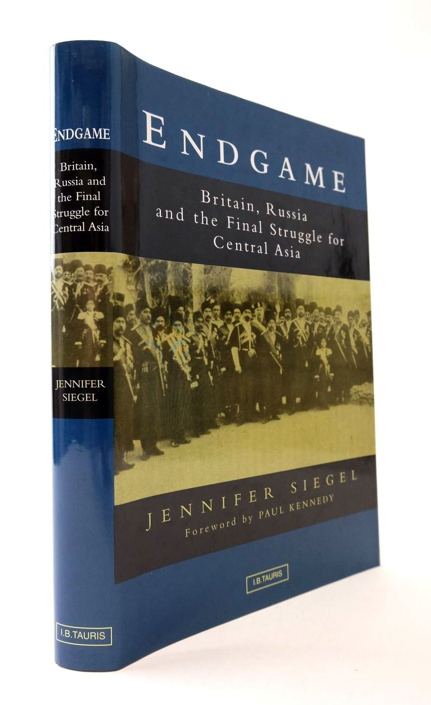 Photo of ENDGAME: BRITAIN, RUSSIA AND THE FINAL STRUGGLE FOR CENTRAL ASIA- Stock Number: 2132353
