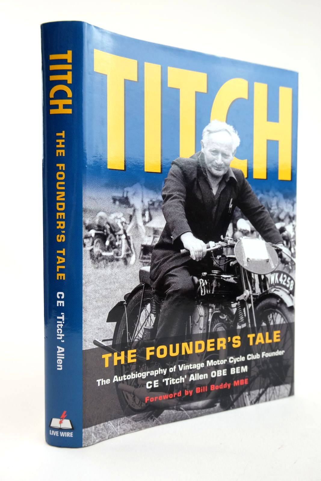 Photo of TITCH THE FOUNDER'S TALE- Stock Number: 2132361