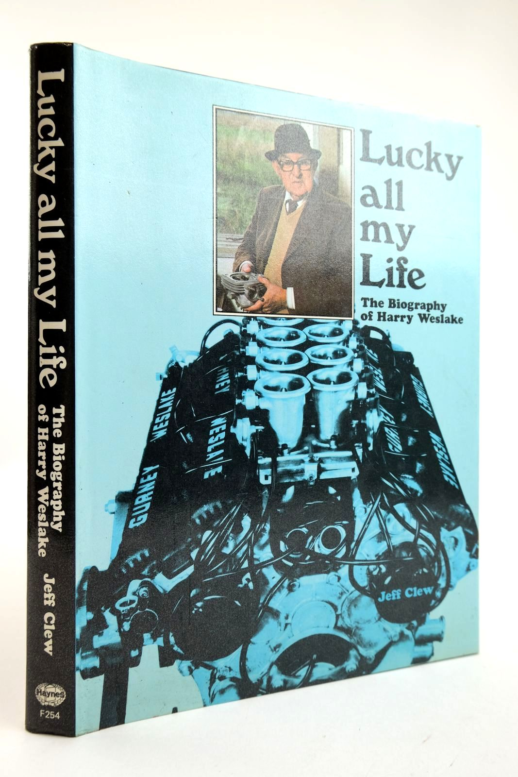 Photo of LUCKY ALL MY LIFE written by Clew, Jeff published by Haynes Publishing Group (STOCK CODE: 2132362)  for sale by Stella & Rose's Books