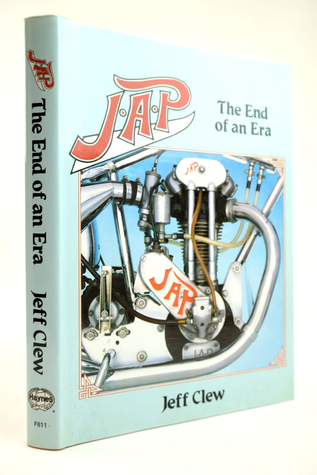 Photo of J.A.P. THE END OF AN ERA written by Clew, Jeff published by Haynes Publishing Group (STOCK CODE: 2132363)  for sale by Stella & Rose's Books