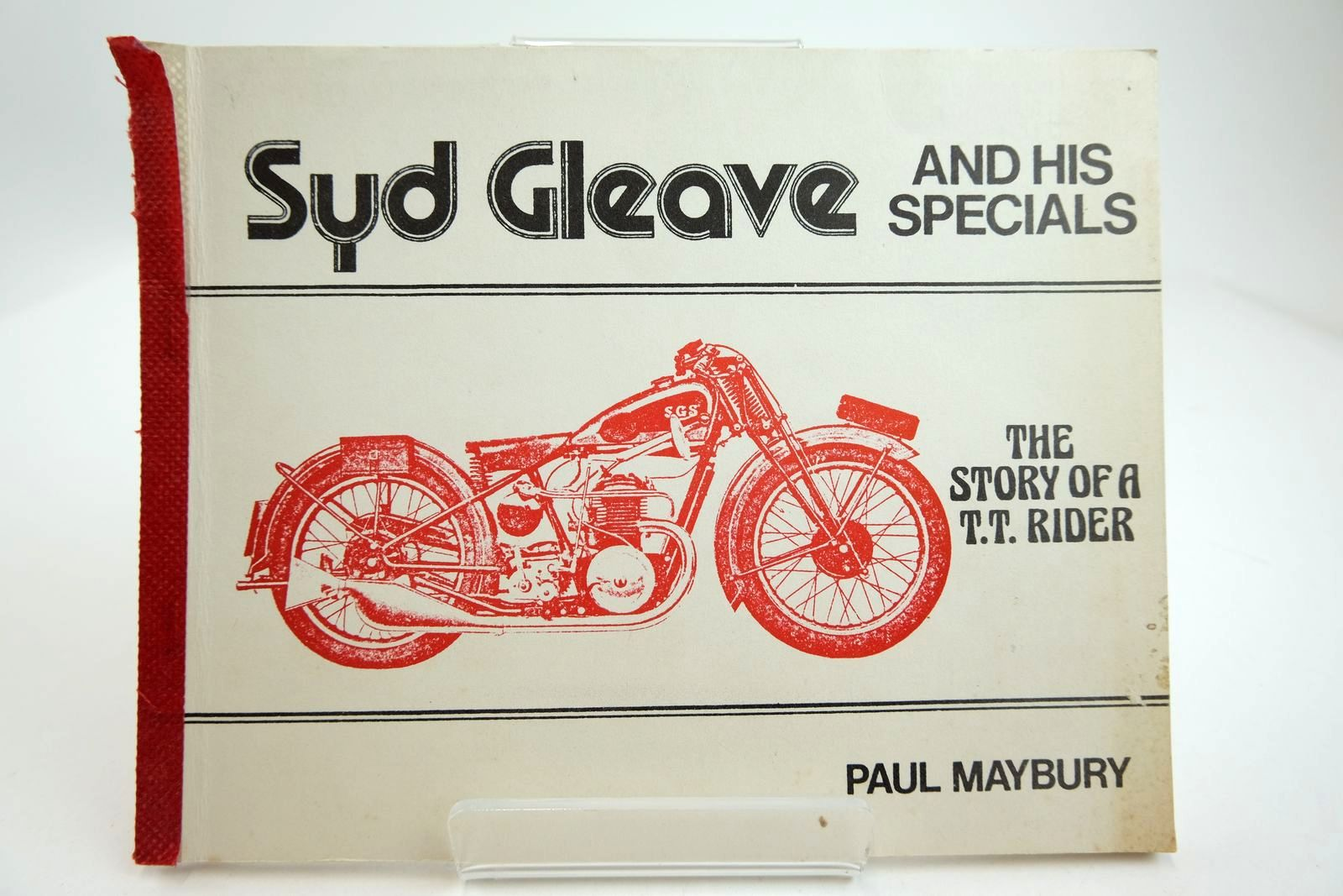 Photo of SYD GLEAVE AND HIS SPECIALS THE STORY OF A T.T. RIDER- Stock Number: 2132370