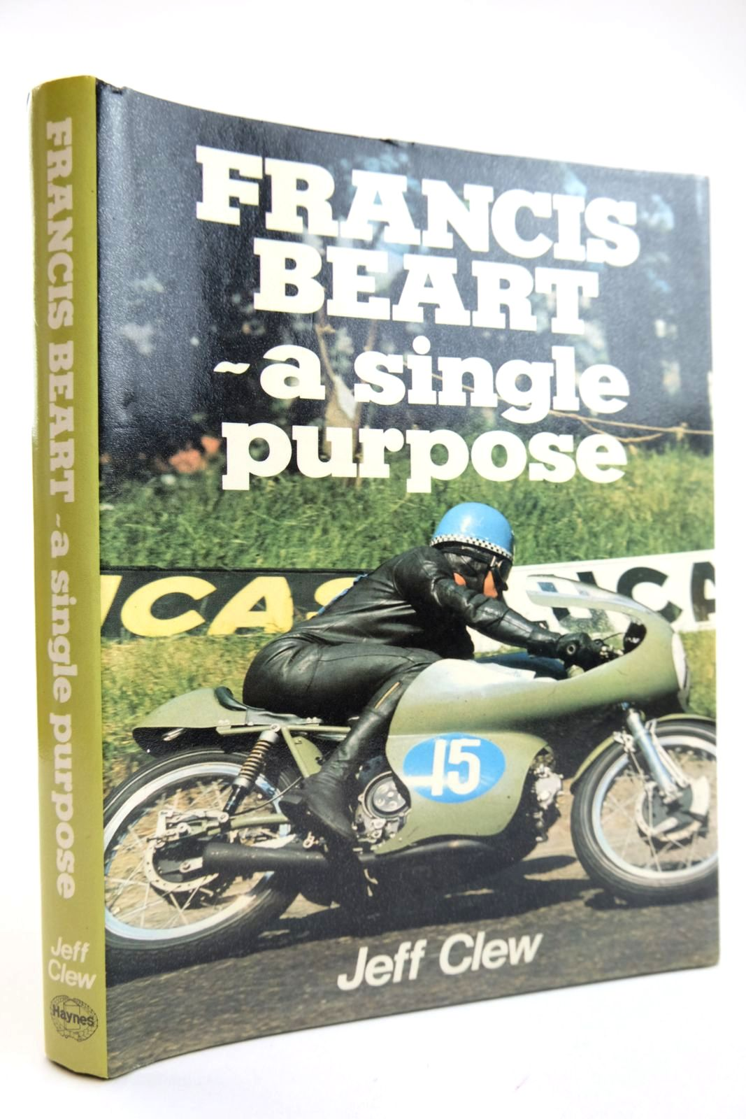 Photo of FRANCIS BEART - A SINGLE PURPOSE- Stock Number: 2132371