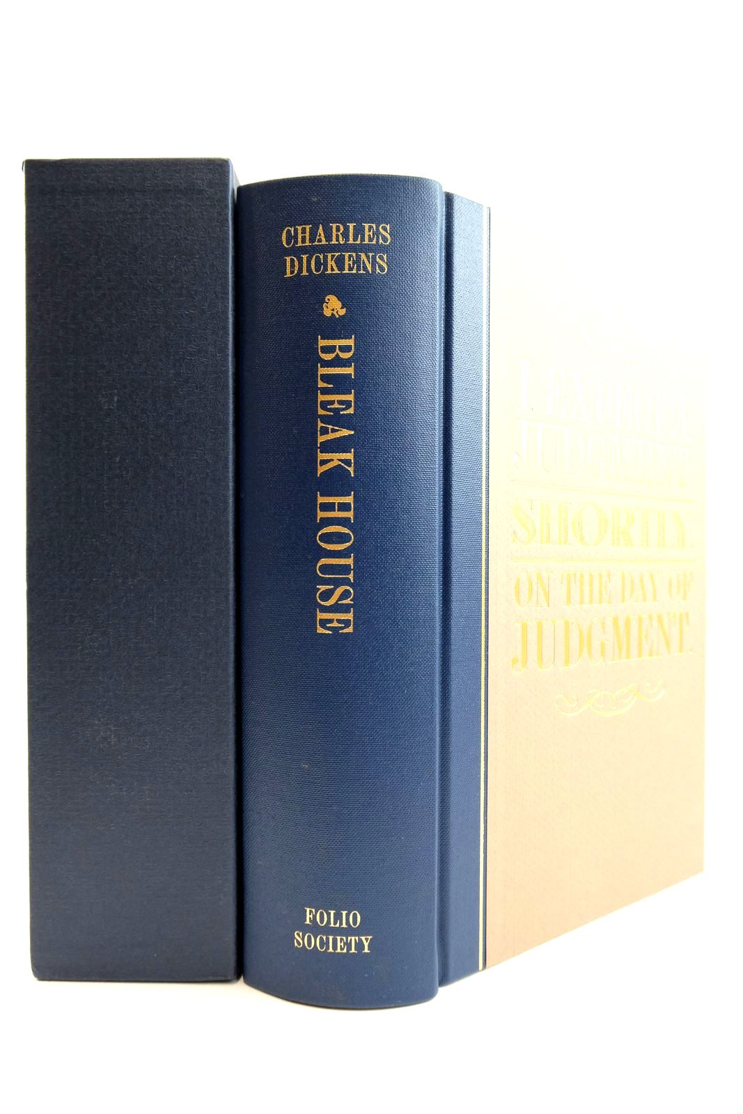 Photo of BLEAK HOUSE written by Dickens, Charles illustrated by Phiz, published by Folio Society (STOCK CODE: 2132377)  for sale by Stella & Rose's Books