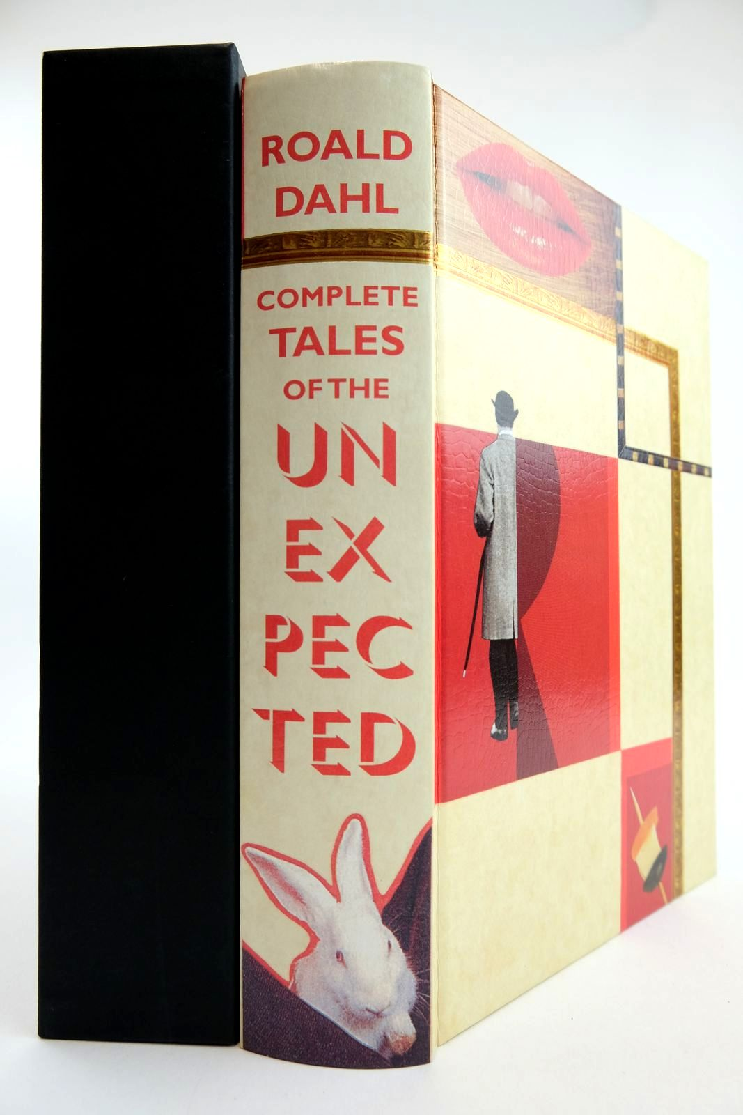 Photo of THE COMPLETE TALES OF THE UNEXPECTED AND OTHER STORIES written by Dahl, Roald illustrated by Smithson, Helen published by Folio Society (STOCK CODE: 2132398)  for sale by Stella & Rose's Books