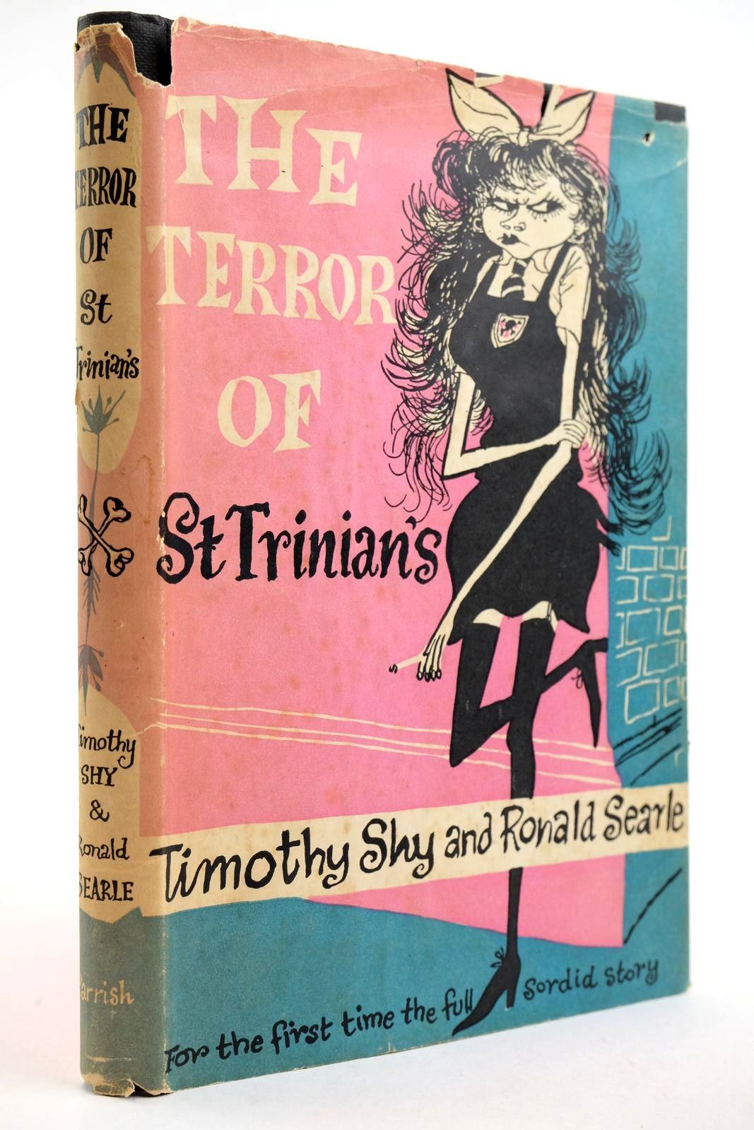 Photo of THE TERROR OF ST. TRINIAN'S- Stock Number: 2132402
