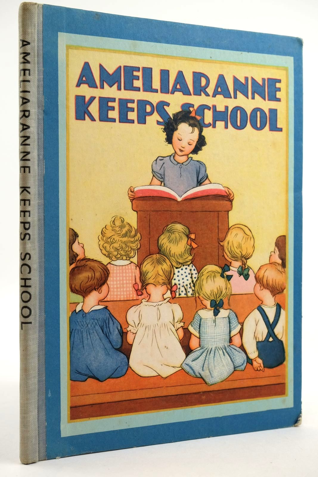 Photo of AMELIARANNE KEEPS SCHOOL written by Heward, Constance illustrated by Pearse, S.B. published by George G. Harrap & Co. Ltd. (STOCK CODE: 2132406)  for sale by Stella & Rose's Books