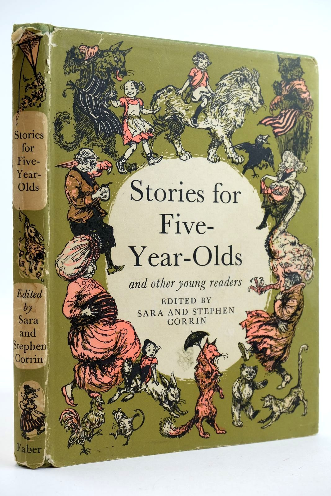 Photo of STORIES FOR FIVE-YEAR-OLDS- Stock Number: 2132407