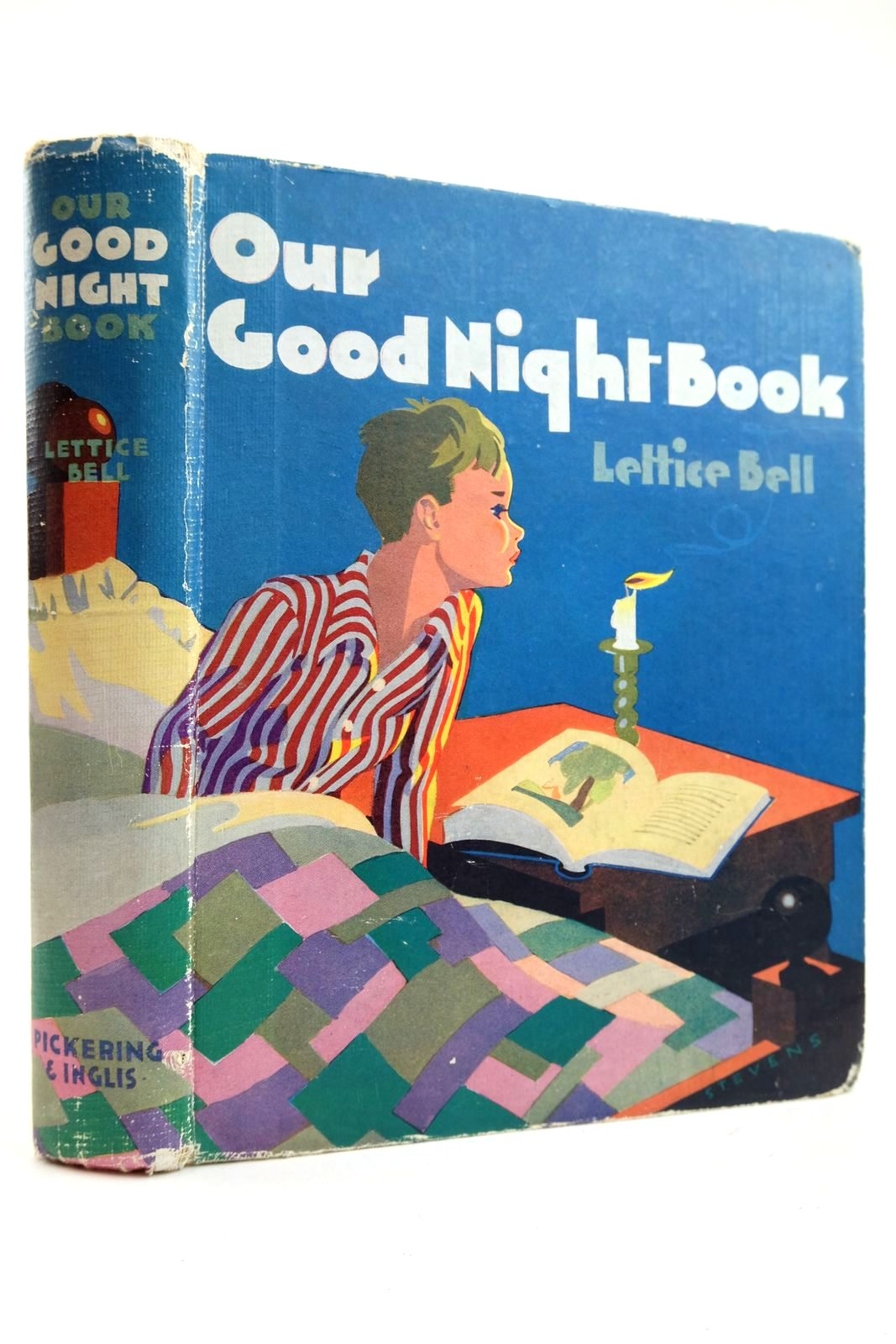 Photo of OUR GOOD-NIGHT BOOK written by Bell, Lettice published by Pickering & Inglis (STOCK CODE: 2132417)  for sale by Stella & Rose's Books