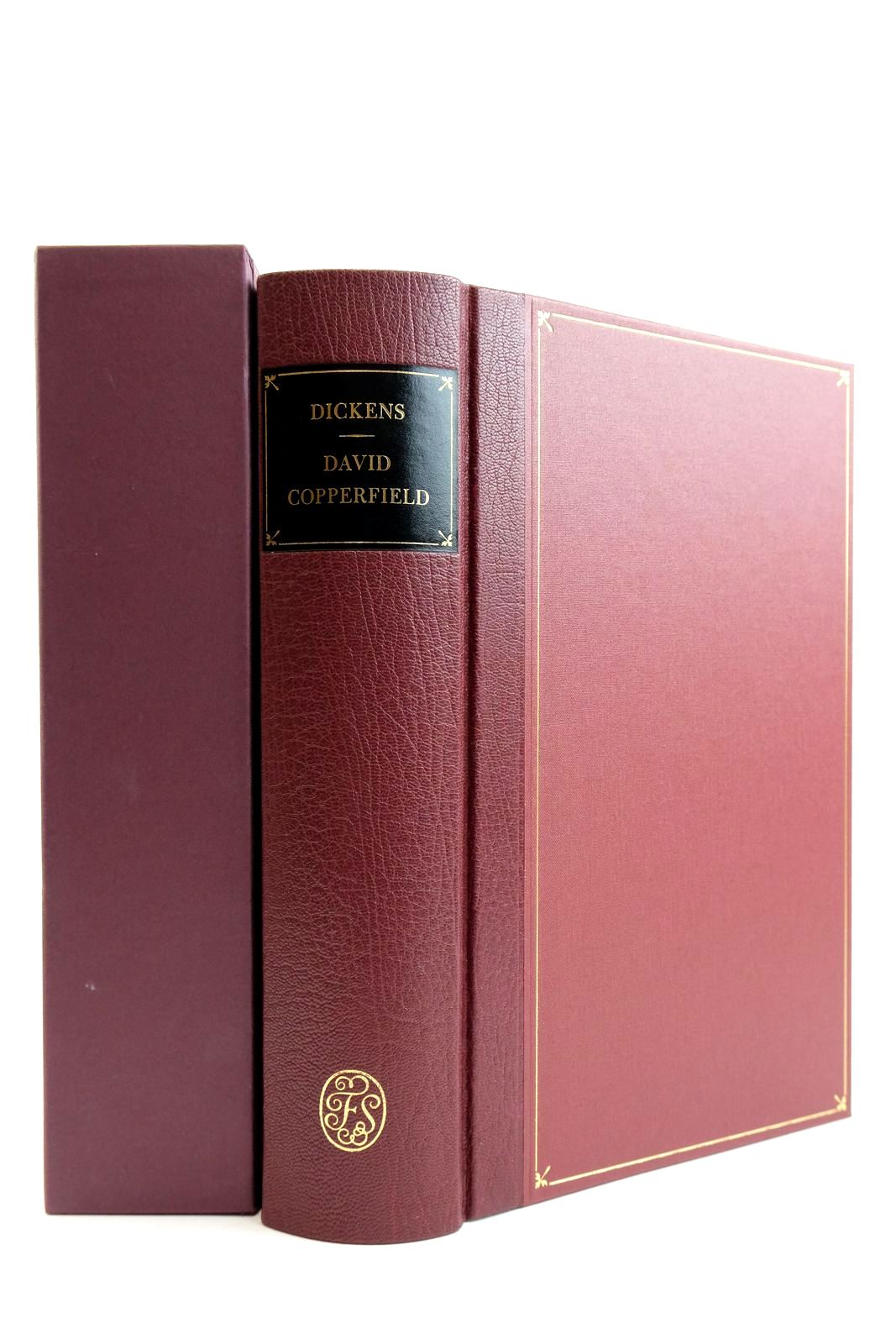 Photo of DAVID COPPERFIELD written by Dickens, Charles illustrated by Phiz,  published by Folio Society (STOCK CODE: 2132428)  for sale by Stella & Rose's Books