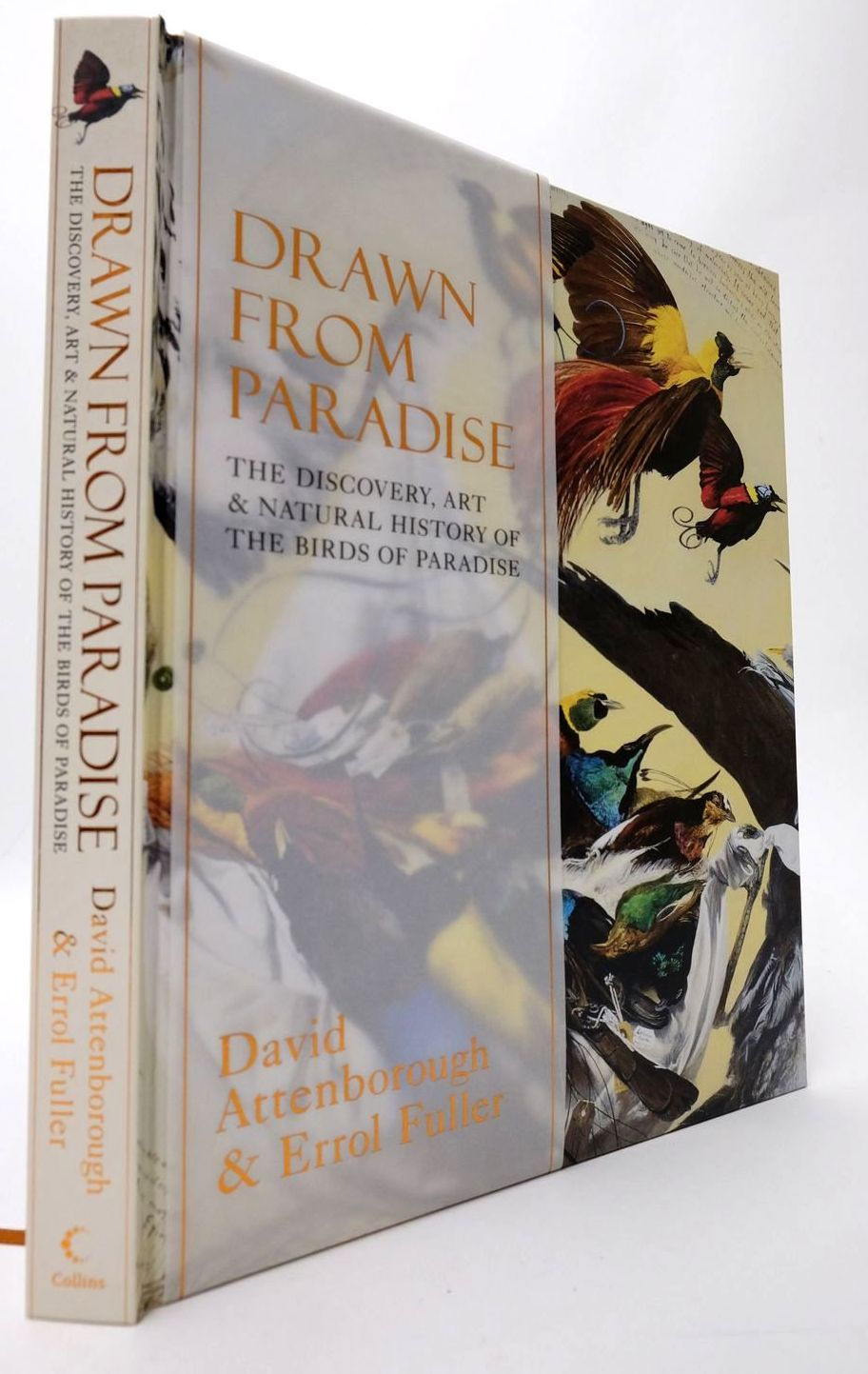 Photo of DRAWN FROM PARADISE written by Attenborough, David Fuller, Errol published by Collins (STOCK CODE: 2132432)  for sale by Stella & Rose's Books