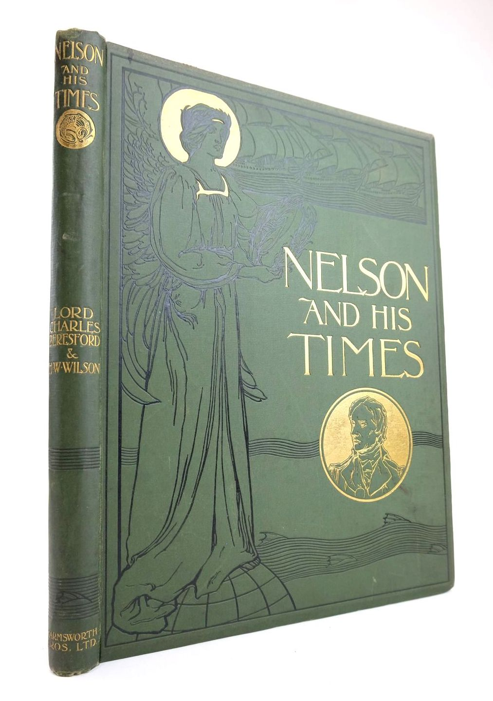 Photo of NELSON AND HIS TIMES- Stock Number: 2132433