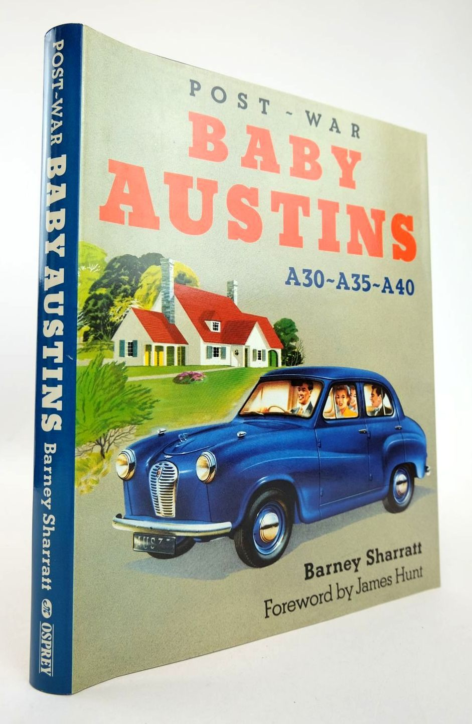 Photo of POST-WAR BABY AUSTINS A30-A35-A40- Stock Number: 2132436