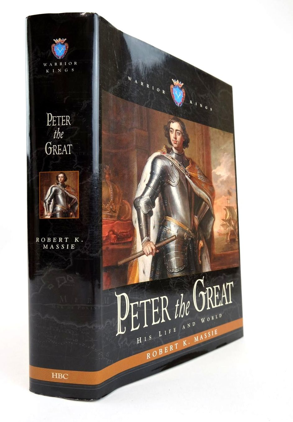 Photo of PETER THE GREAT HIS LIFE AND WORLD written by Massie, Robert K. published by The History Book Club (STOCK CODE: 2132437)  for sale by Stella & Rose's Books