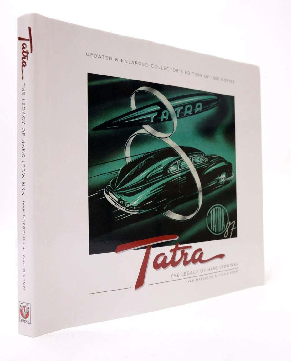 Photo of TATRA THE LEGACY OF HANS LEDWINKA- Stock Number: 2132448