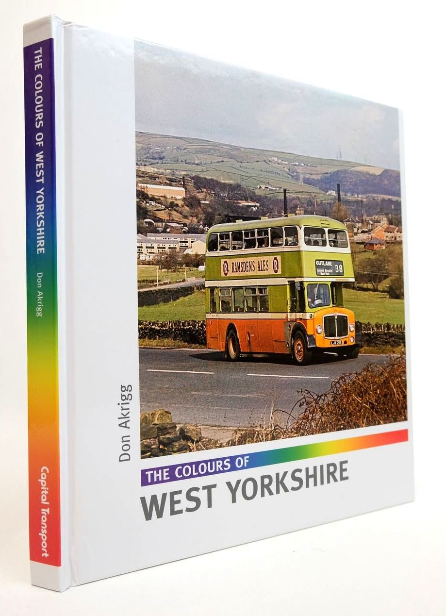 Photo of THE COLOURS OF WEST YORKSHIRE- Stock Number: 2132457
