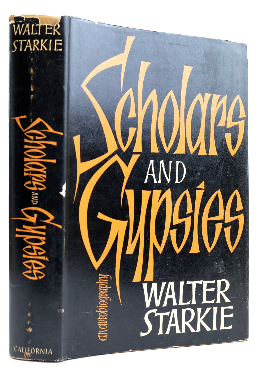 Photo of SCHOLARS AND GYPSIES AN AUTOBIOGRAPHY written by Starkie, Walter published by University of California Press (STOCK CODE: 2132472)  for sale by Stella & Rose's Books