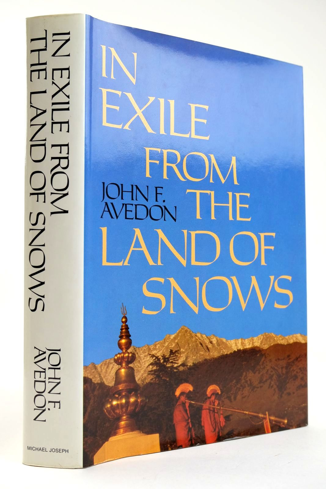 Photo of IN EXILE FROM THE LAND OF SNOWS- Stock Number: 2132473