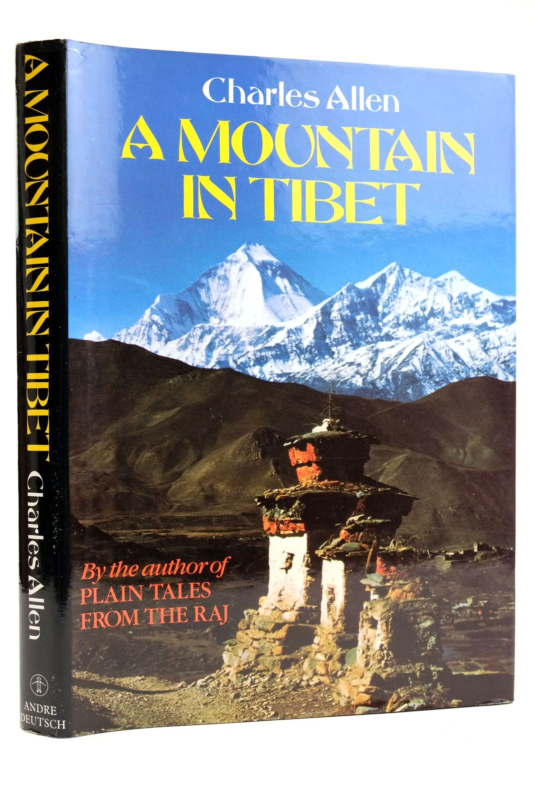 Photo of A MOUNTAIN IN TIBET written by Allen, Charles published by Andre Deutsch (STOCK CODE: 2132474)  for sale by Stella & Rose's Books