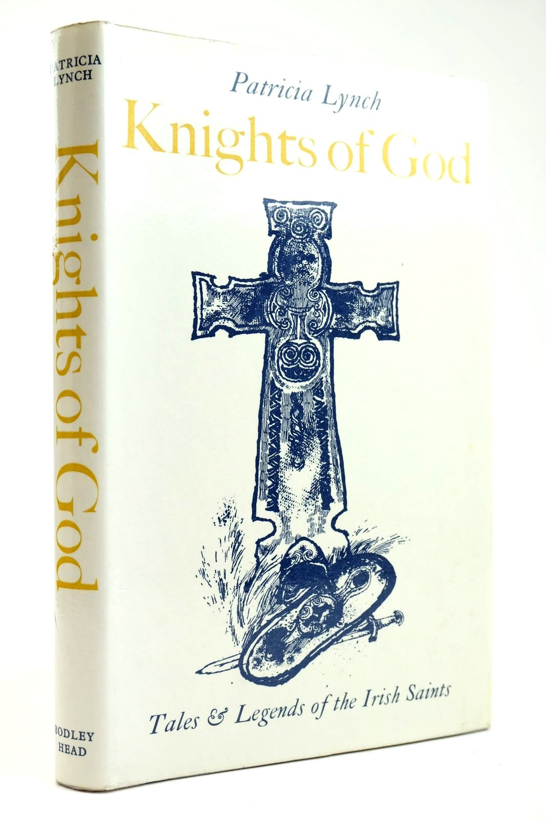 Photo of KNIGHTS OF GOD TALES & LEGENDS OF THE IRISH SAINTS written by Lynch, Patricia illustrated by Ambrus, Victor published by The Bodley Head (STOCK CODE: 2132477)  for sale by Stella & Rose's Books