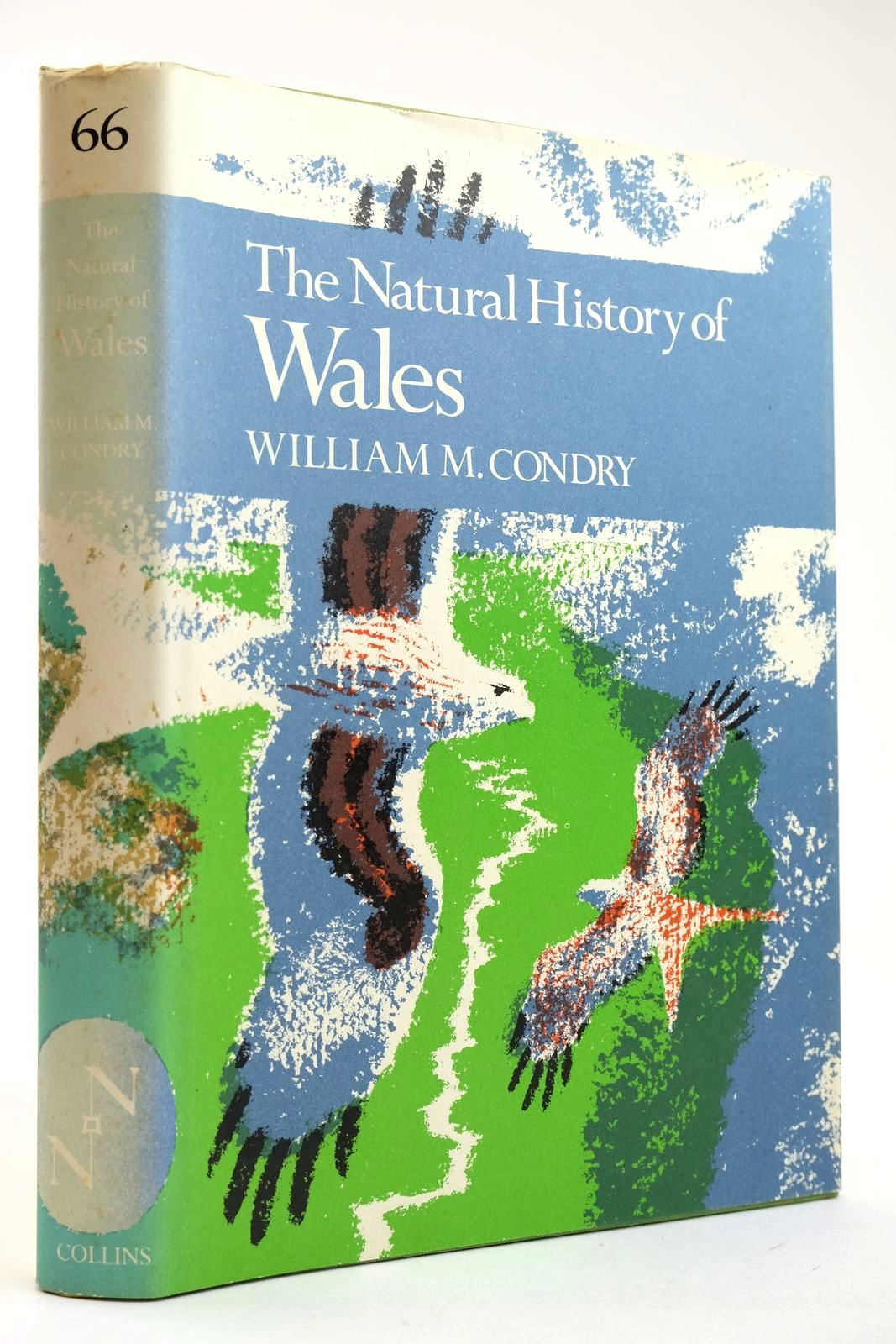 Photo of THE NATURAL HISTORY OF WALES (NN 66) written by Condry, William M. published by Collins (STOCK CODE: 2132478)  for sale by Stella & Rose's Books