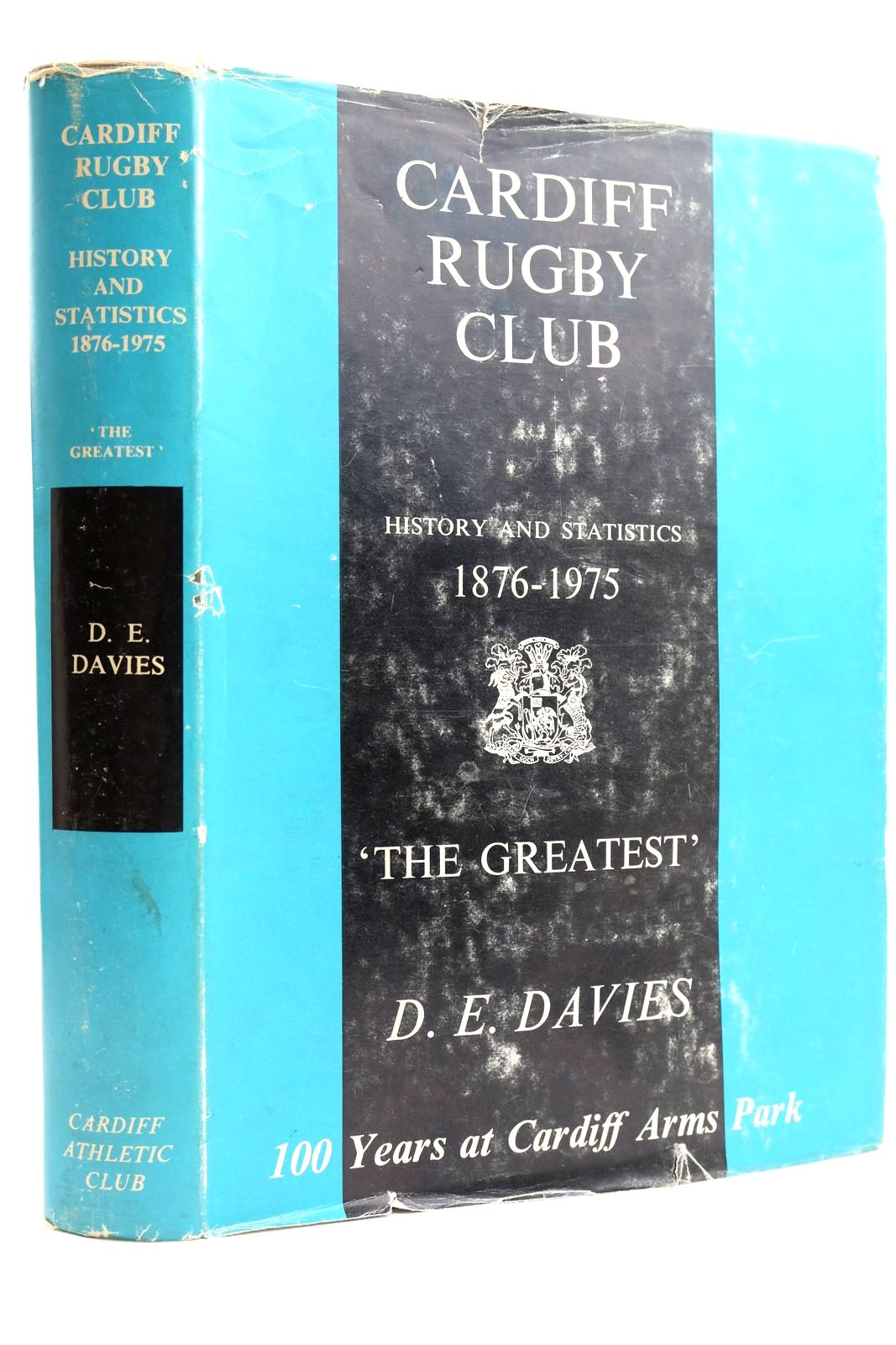 Photo of CARDIFF RUGBY CLUB 1876-1975 HISTORY AND STATISTICS- Stock Number: 2132479