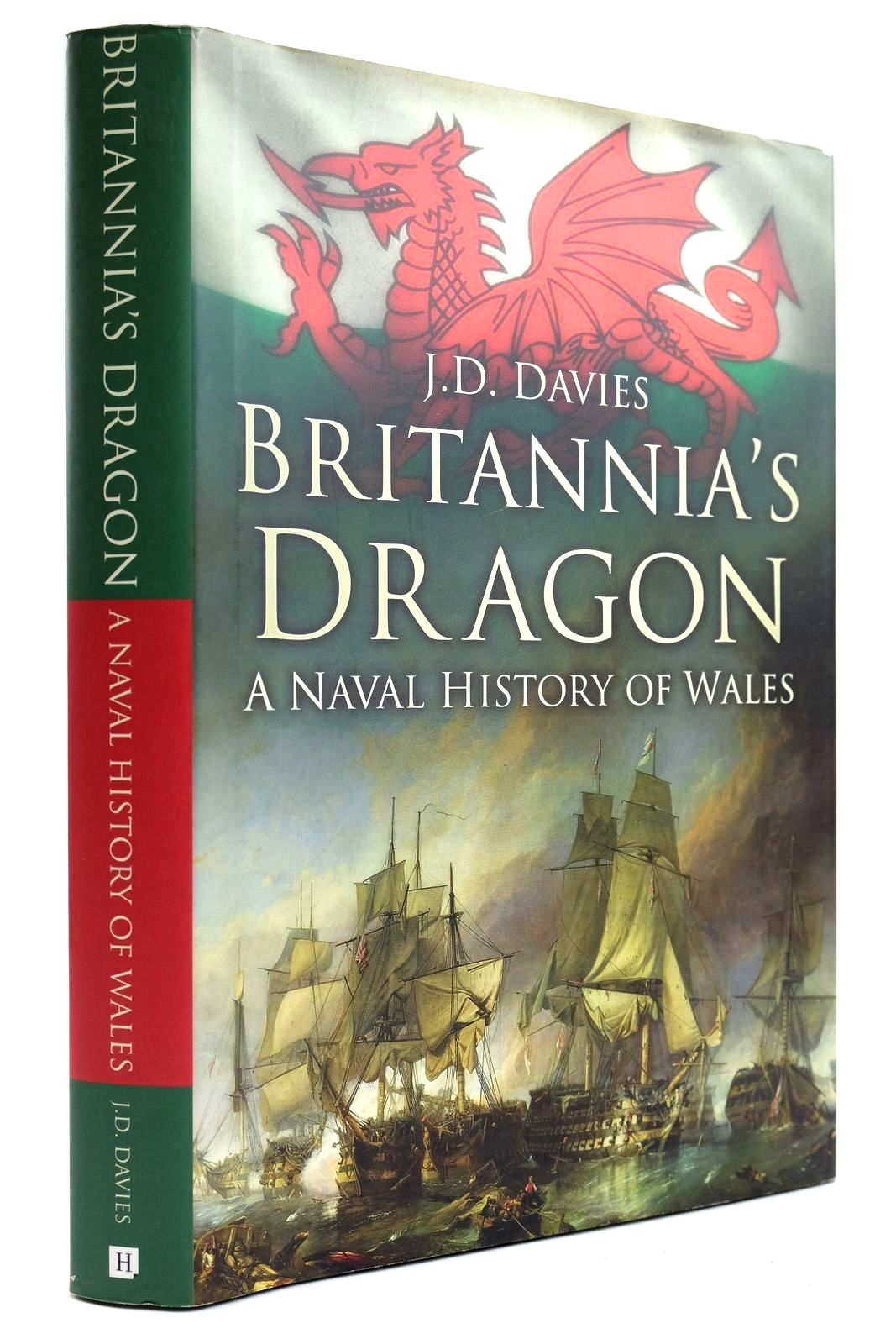 Photo of BRITANNIA'S DRAGON A NAVAL HISTORY OF WALES- Stock Number: 2132480