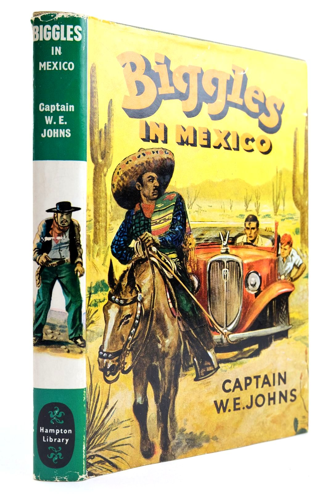 Photo of BIGGLES IN MEXICO- Stock Number: 2132493