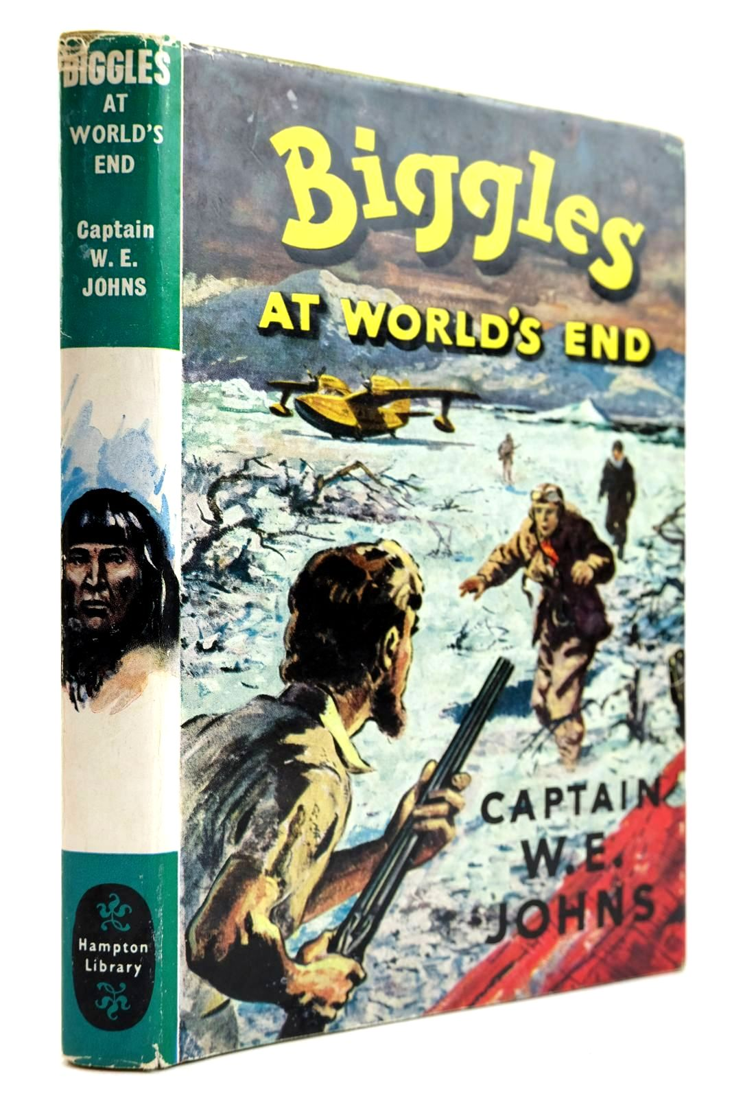 Photo of BIGGLES AT WORLD'S END written by Johns, W.E. published by Brockhampton Press (STOCK CODE: 2132494)  for sale by Stella & Rose's Books