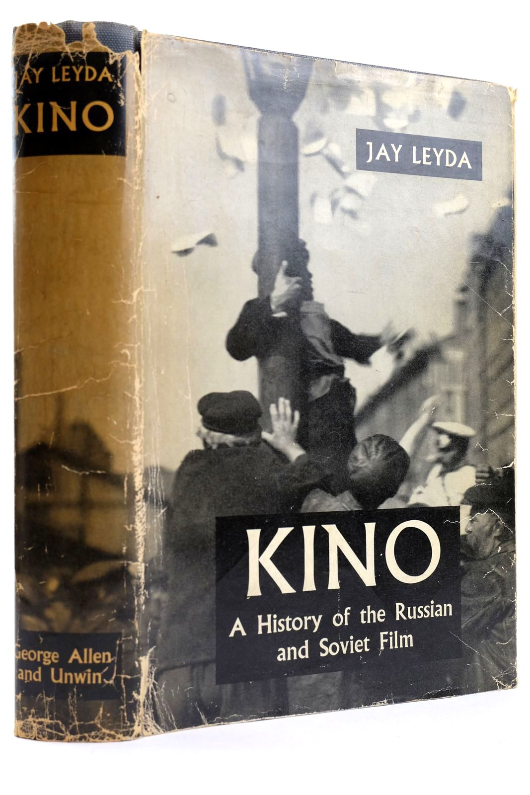 Photo of KINO A HISTORY OF THE RUSSIAN AND SOVIET FILM written by Leyda, Jay published by George Allen & Unwin Ltd. (STOCK CODE: 2132505)  for sale by Stella & Rose's Books