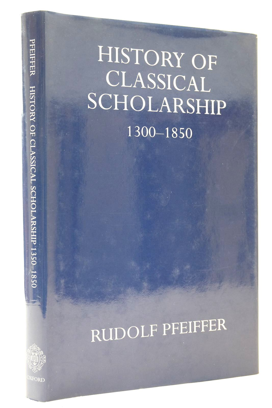 Photo of HISTORY OF CLASSICAL SCHOLARSHIP FROM 1300 TO 1850- Stock Number: 2132509