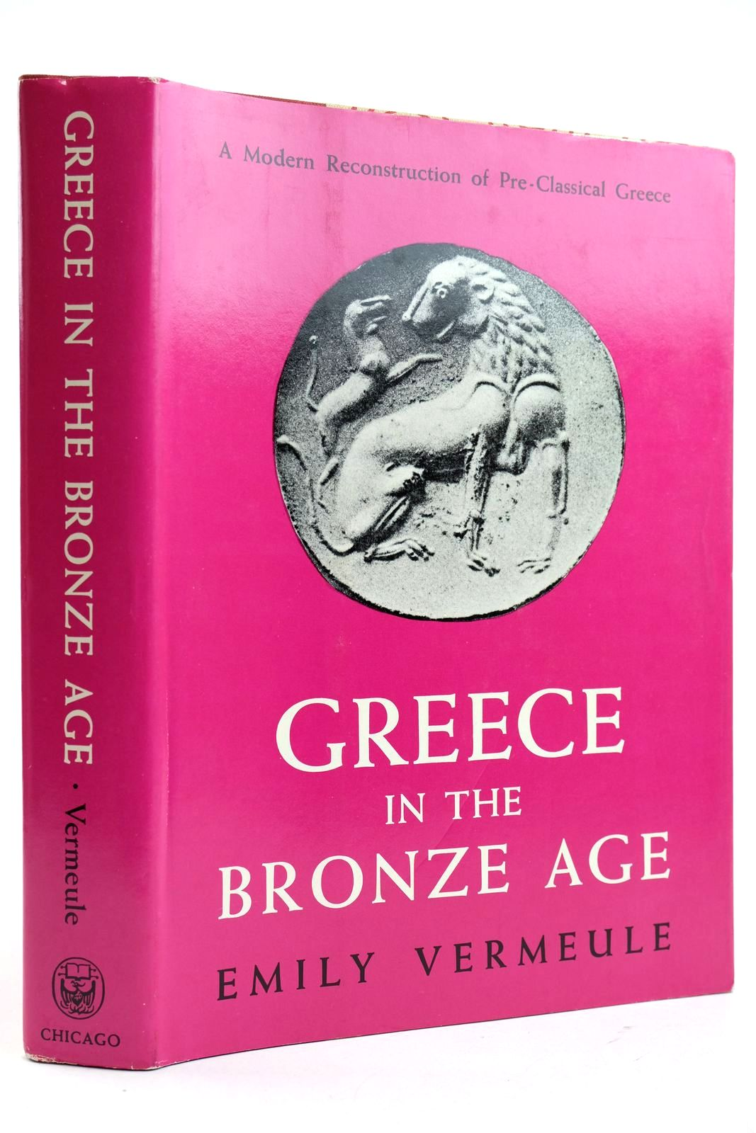 Photo of GREECE IN THE BRONZE AGE- Stock Number: 2132518