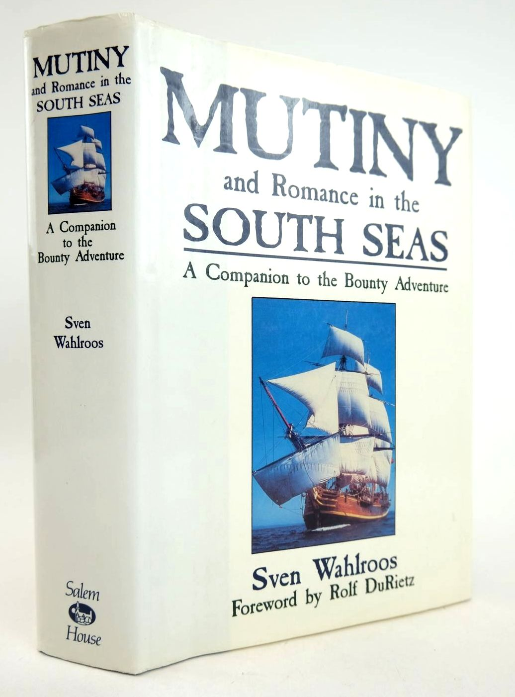 Photo of MUTINY AND ROMANCE IN THE SOUTH SEAS written by Wahlroos, Sven published by Salem House Publishers (STOCK CODE: 2132529)  for sale by Stella & Rose's Books
