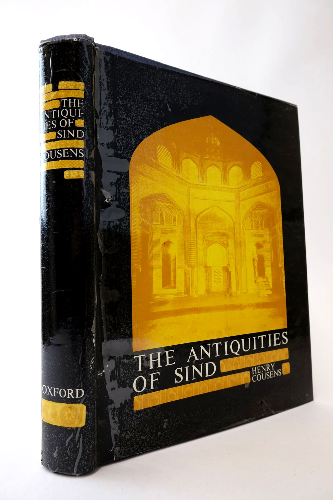 Photo of THE ANTIQUITIES OF SIND- Stock Number: 2132536