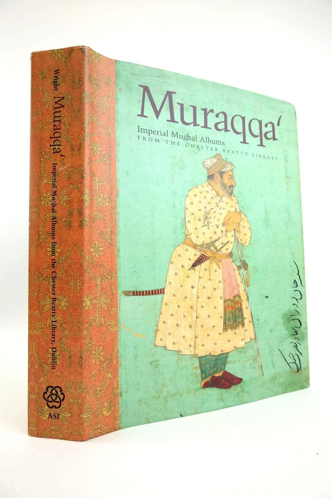 Photo of MURAQQA IMPERIAL MUGHAL ALBUMS