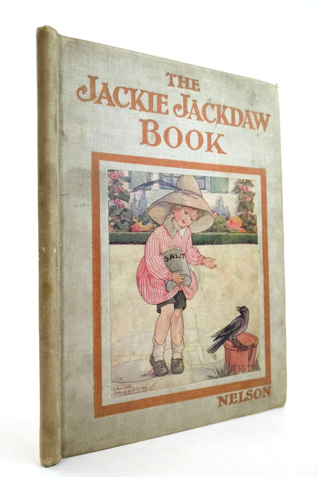 Photo of THE JACKIE JACKDAW BOOK illustrated by Anderson, Anne published by Thomas Nelson & Sons (STOCK CODE: 2132543)  for sale by Stella & Rose's Books