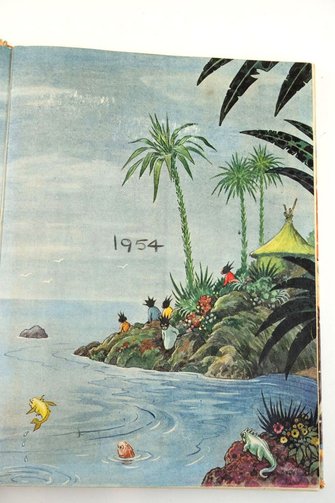 Photo of RUPERT ANNUAL 1969 written by Bestall, Alfred illustrated by Bestall, Alfred published by Daily Express (STOCK CODE: 2132548)  for sale by Stella & Rose's Books