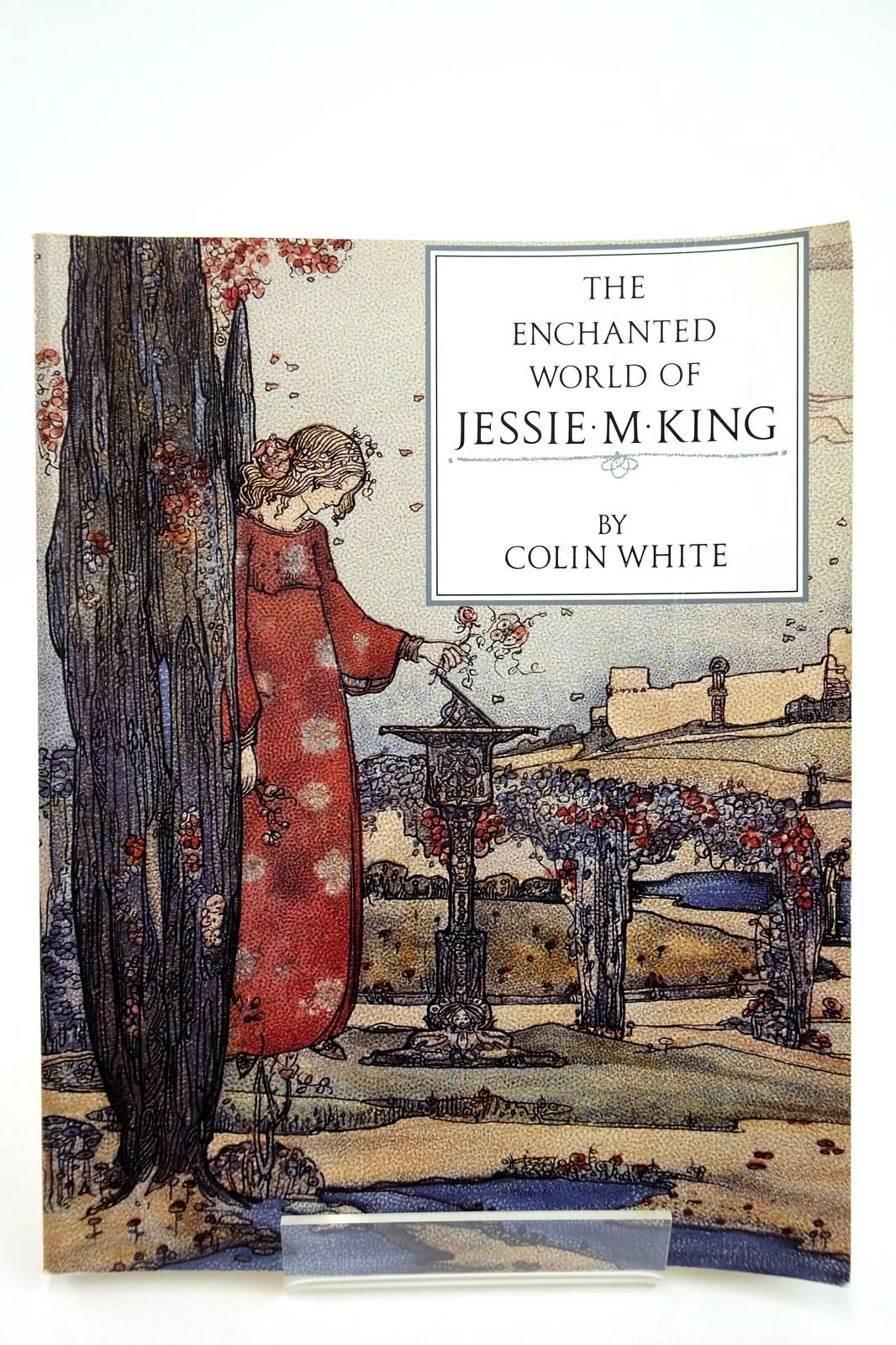 Photo of THE ENCHANTED WORLD OF JESSIE M. KING written by White, Colin illustrated by King, Jessie M. published by Canongate Publishing Limited (STOCK CODE: 2132549)  for sale by Stella & Rose's Books