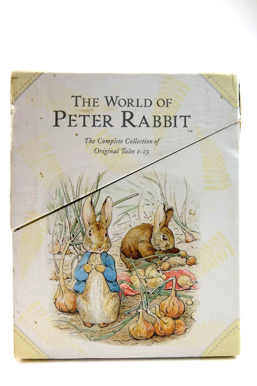 Photo of THE WORLD OF PETER RABBIT written by Potter, Beatrix illustrated by Potter, Beatrix published by Frederick Warne, Ted Smart (STOCK CODE: 2132551)  for sale by Stella & Rose's Books
