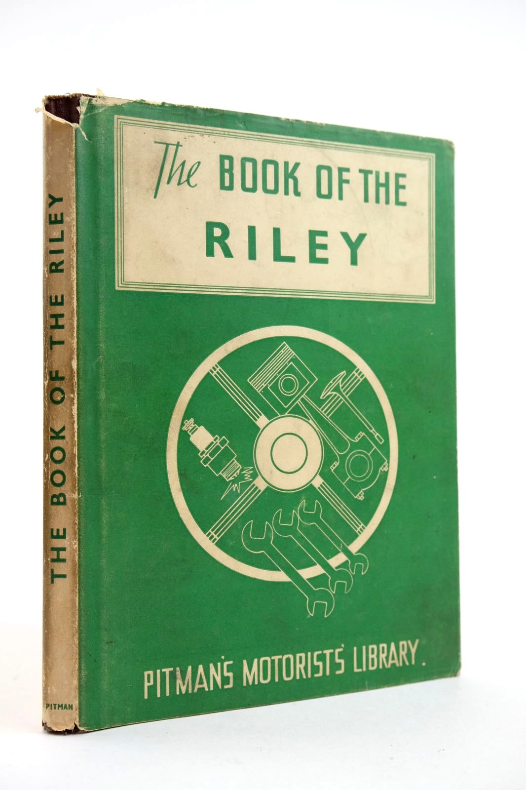 Photo of THE BOOK OF THE RILEY- Stock Number: 2132559