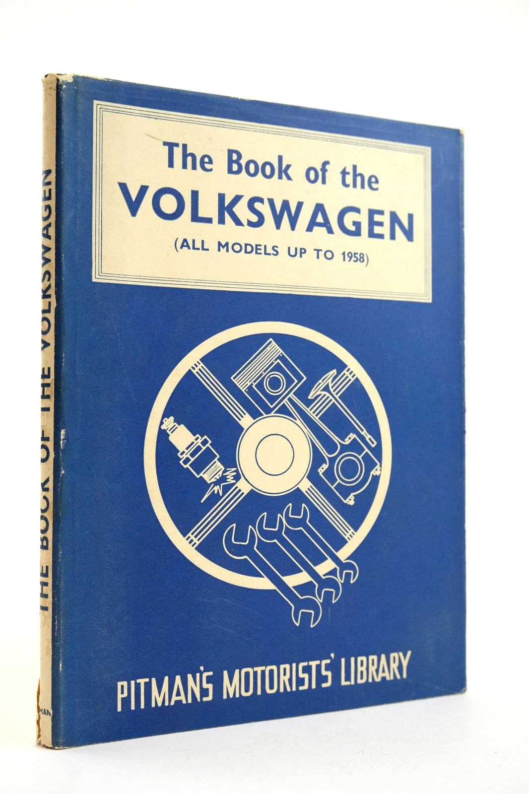 Photo of THE BOOK OF THE VOLKSWAGEN- Stock Number: 2132560