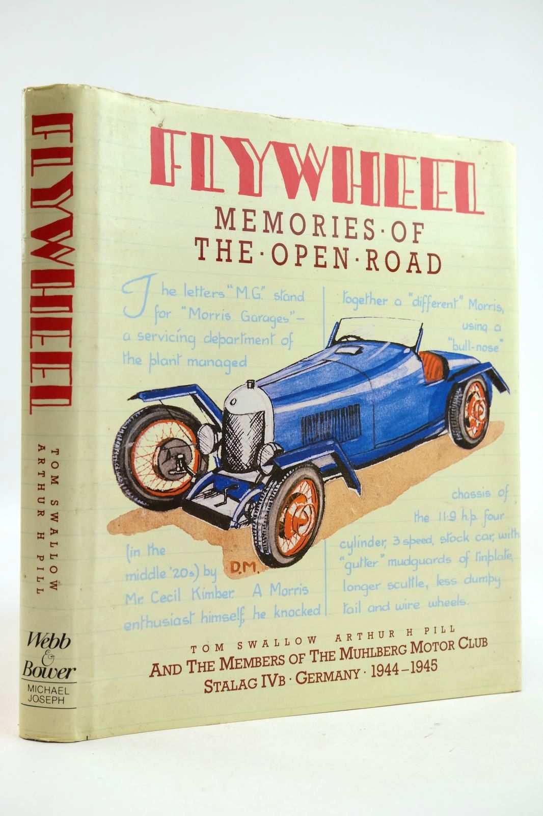 Photo of FLYWHEEL MEMORIES OF THE OPEN ROAD written by Swallow, Tom Pill, Arthur H. published by Webb & Bower (STOCK CODE: 2132565)  for sale by Stella & Rose's Books