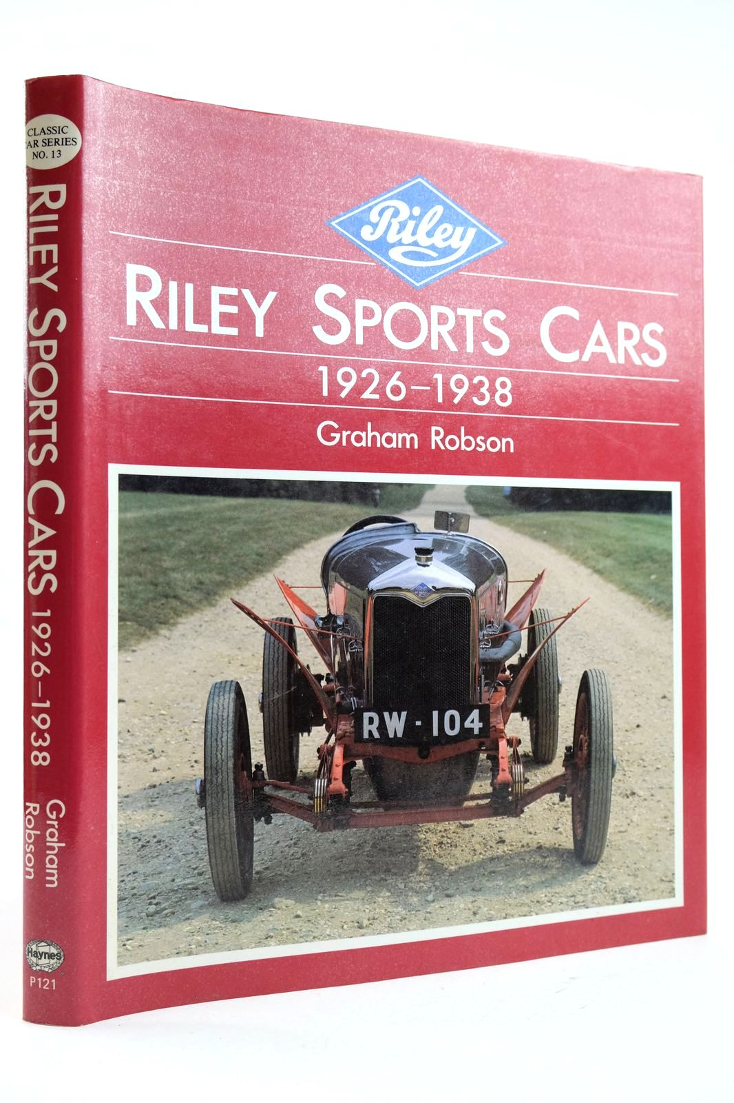 Photo of SPORTING RILEYS written by Robson, Graham published by The Oxford Illustrated Press, Haynes (STOCK CODE: 2132568)  for sale by Stella & Rose's Books