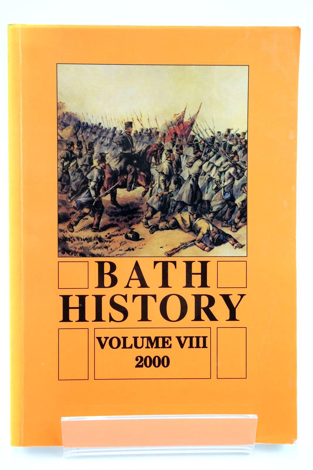Photo of BATH HISTORY VOLUME VIII- Stock Number: 2132572