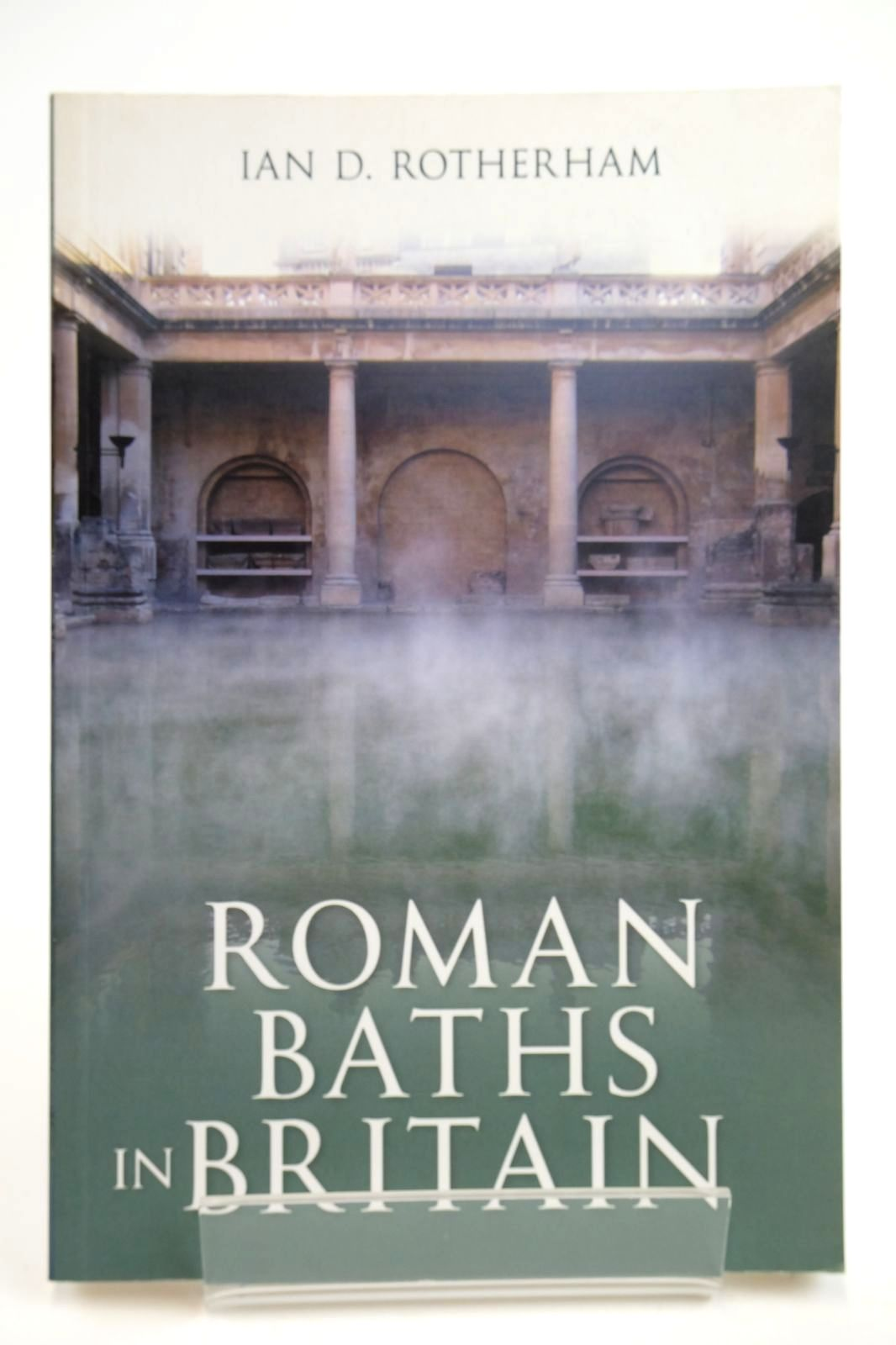 Photo of ROMAN BATHS IN BRITAIN- Stock Number: 2132573